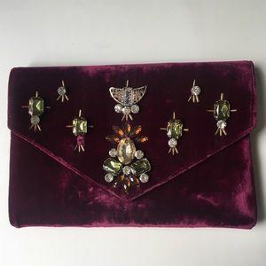 Handbags - Shiraleah Clutch